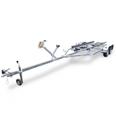 Прицеп ЛАВ-81014B для перевозки катеров и лодок до 5.8м