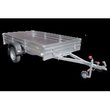 Прицеп для транспортировки мототехники МЗСА 817703.001-05