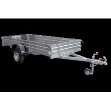 Прицеп для транспортировки мототехники МЗСА 817711.001-05