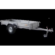 Прицеп для транспортировки мототехники МЗСА 817711.015-05