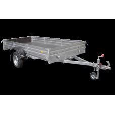 Прицеп для транспортировки мототехники МЗСА 817712.001-05