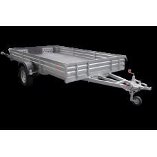 Прицеп для транспортировки мототехники МЗСА 817718.001-05
