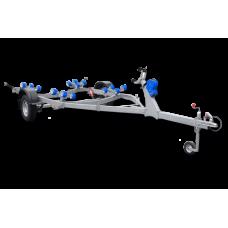 Прицеп для лодок и катеров МЗСА 81771G.013-05