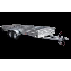 Прицеп для транспортировки мототехники МЗСА 832162.201