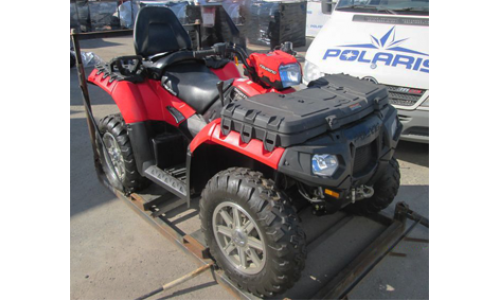 Квадроцикл POLARIS SPORTSMAN TOURING 850 EFI EPS с пробегом (2011)