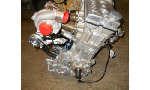 Двигатель в сборе для Polaris RZR 1000 turbo (б/у)